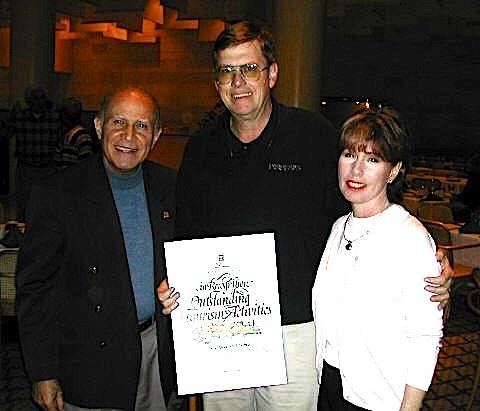 Bill & Susie Perkins Being Honored Compass International