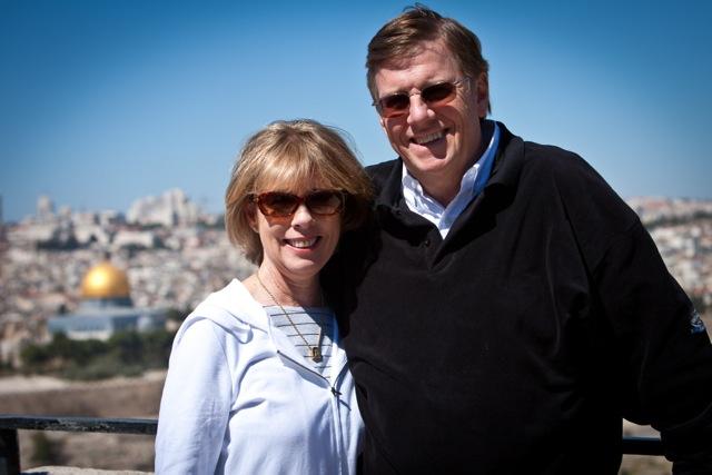 Bill & Susie Perkins of Compass Intl