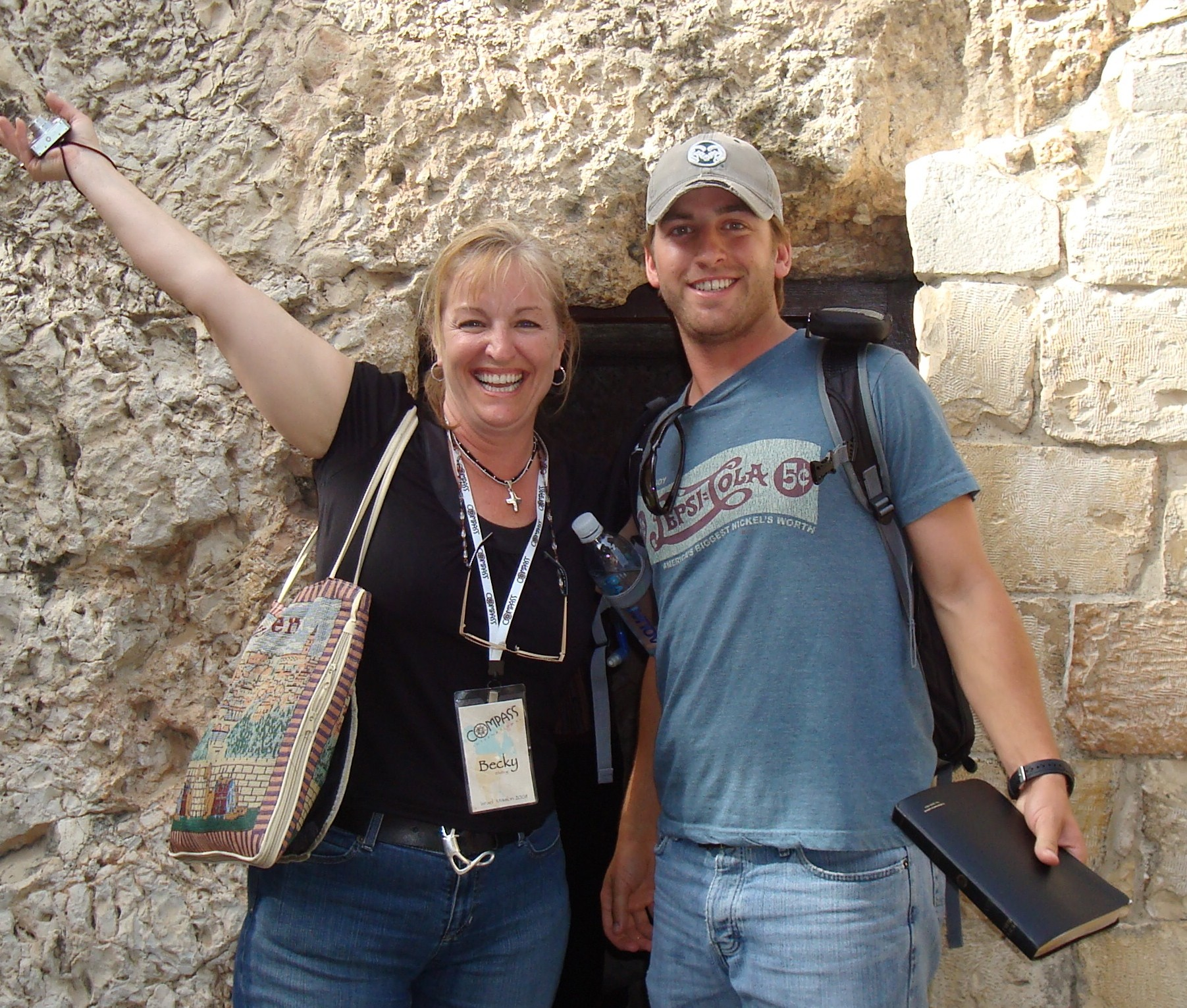 Enjoy the Empty Tomb during Pilgrim Tours to the Holyland!