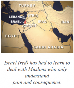 Map of the Middle East, Turkey, Syria, Iran, Iraq, Lebanon, Israel, Egypt, Saudi Arabia