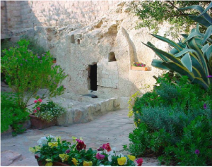 Tomb in Israel