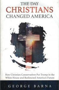 graphic of the cover of the book The Day Christians Changed America