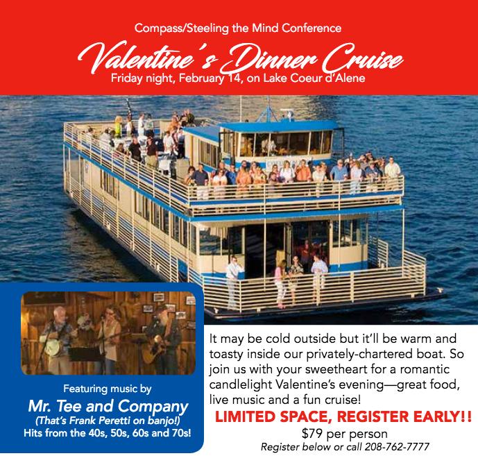 Valentine's Dinner Cruise
