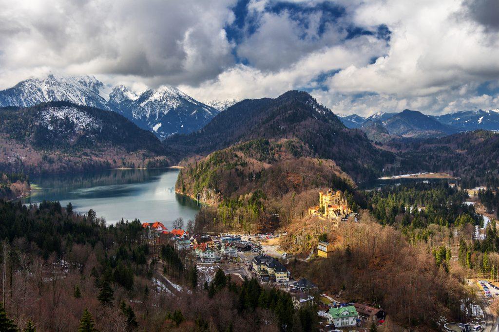Alps in Germany