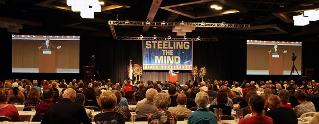 Steeling The Mind Bible Conferences Hosted by Compass