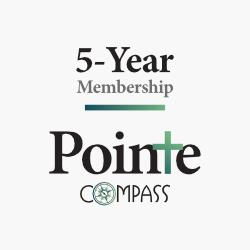 Compass 5 Year Pointe Membership